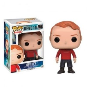 SCOTTY FIGURINE - STAR TREK BEYOND - FUNKO - POP MOVIES 352 – 889698104913 – kingdom-figurine.fr