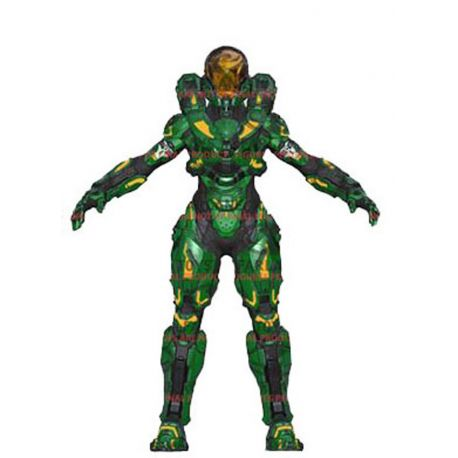 SPARTAN HERMES FIGURINE - HALO 5 GUARDIANS - SERIES 2 - Mc FARLANE TOYS - 15 CM – (2) - 787926194128 – kingdom-figurine.com