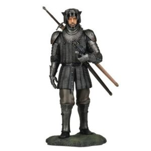 THE HOUND STATUETTE - GAME OF THRONES - DARK HORSE - 21 CM – (0) - 761568285772 – kingdom-figurine.fr