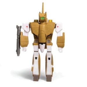 VF-1A FIGURINE - ROBOTECH - RE-ACTION - SUPER7 - 10 CM – (1) - 811169030087 – kingdom-figurine.fr