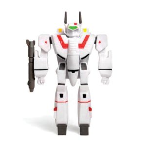 VF-1J FIGURINE ROBOTECH - RE-ACTION - SUPER7 - 10 CM – (1) - 811169030100 – kingdom-figurine.fr
