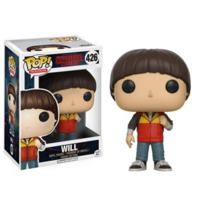 WILL FIGURINE - STRANGER THINGS - FUNKO - POP TV 426 – 889698133258 – kingdom-figurine.fr