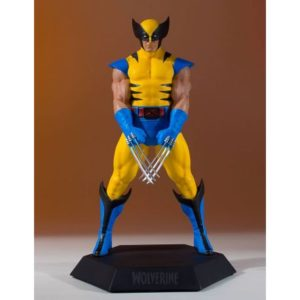 WOLVERINE 92' STATUE RÉSINE – 1-8 - COLLECTORS GALLERY - GENTLE GIANT - 23 CM – (1) - 814176022717 – kingdom-figurine.fr
