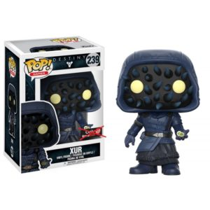 XUR FIGURINE - DESTINY – EXCLU - FUNKO - POP GAMES 239 – (1Bis) - 889698209922 – kingdom-figurine.fr