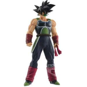 BARDUCK GRANDISTA FIGURINE DBZ RESOLUTION OF SOLDIERS 28 CM (1) 3296580267354 kingdom-figurine.fr