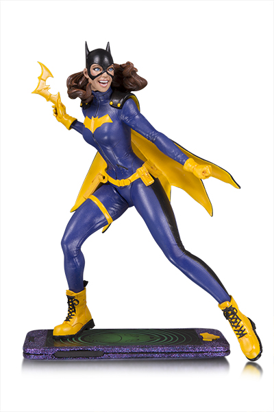BATGIRL STATUE DC CORE DC COLLECTIBLES 21 CM (2) 761941354378 kingdom-figurine.fr