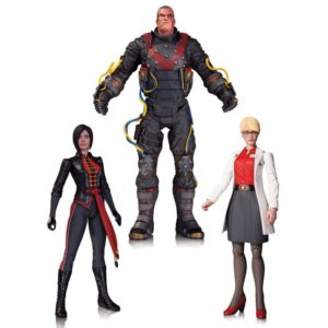 BATMAN ARKHAM ORIGINS PACK 3 FIGURINES DC COLLECTIBLES (1) 761941333519 kingdom-figurine.fr
