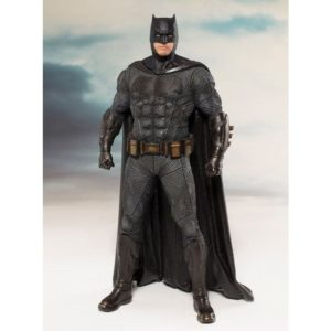 BATMAN STATUE - ARTFX+ - 1-10- JUSTICE LEAGUE MOVIE - KOTOBUKIYA - 20 CM – (1) - 4934054903627 – kingdom-figurine.fr