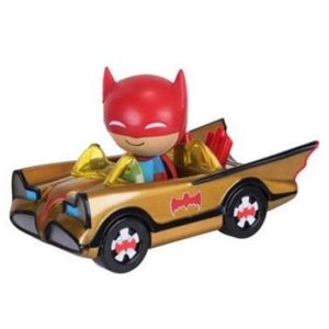 BATMOBILE WITH BATMAN FIGURINE - SDDC 2016 - FUNKO - DORBZ RIDEZ 001 – (1) - 849803071837 – kingdom-figurine.fr