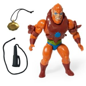 BEAST MAN FIGURINE - MOTU - VINTAGE COLLECTION - SUPER7 - 14 CM – (1) - kingdom-figurine.fr