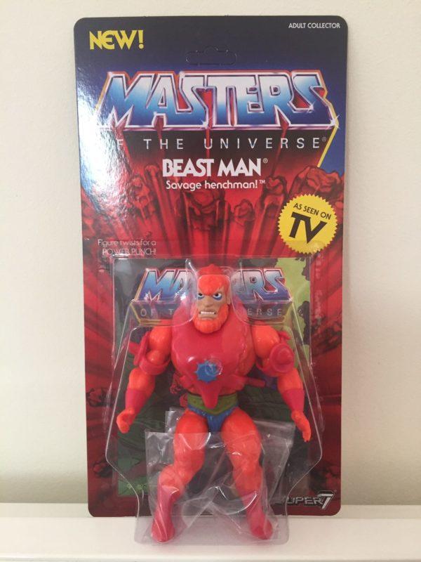 BEAST MAN FIGURINE MOTU VINTAGE COLLECTION SUPER7 14 CM (3) 811169033064 kingdom-figurine.fr