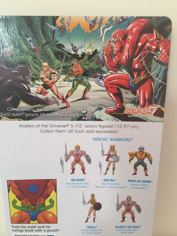 BEAST MAN FIGURINE MOTU VINTAGE COLLECTION SUPER7 14 CM 811169033064 (5) kingdom-figurine.fr