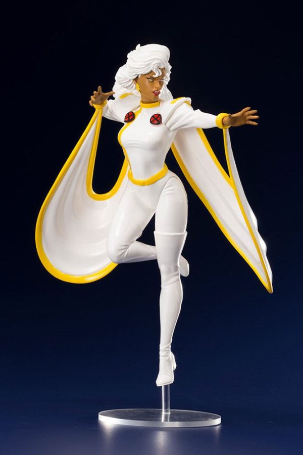 BISHOP & STORM PACK 2 STATUES - ARTFX+ - 1-10 - MARVEL UNIVERSE - X-MEN'92 - KOTOBUKIYA - 20 CM – (10) - 4934054093663 – kingdom-figurine.fr