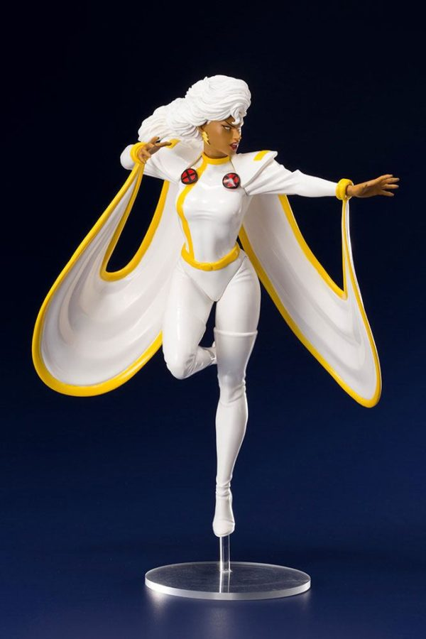 BISHOP & STORM PACK 2 STATUES - ARTFX+ - 1-10 - MARVEL UNIVERSE - X-MEN'92 - KOTOBUKIYA - 20 CM – (15) - 4934054093663 – kingdom-figurine.fr