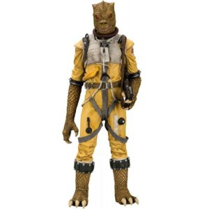 BOSSK BOUNTY HUNTER STATUE - ARTFX+ - 1-10 - STAR WARS - KOTOBUKIYA - 19 CM – (1) - 4934054903863 – kingdom-figurine.fr