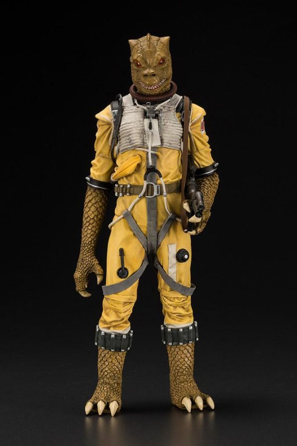 BOSSK BOUNTY HUNTER STATUE - ARTFX+ - 1-10 - STAR WARS - KOTOBUKIYA - 19 CM – (2Bis) - 4934054903863 – kingdom-figurine.fr