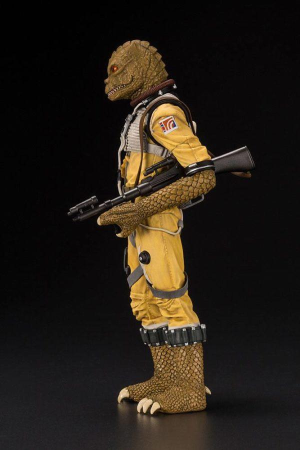 BOSSK BOUNTY HUNTER STATUE - ARTFX+ - 1-10 - STAR WARS - KOTOBUKIYA - 19 CM – (4) - 4934054903863 – kingdom-figurine.fr