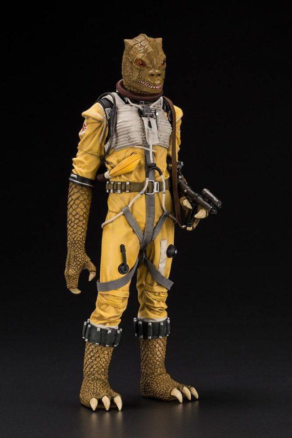 BOSSK BOUNTY HUNTER STATUE - ARTFX+ - 1-10 - STAR WARS - KOTOBUKIYA - 19 CM – (6) - 4934054903863 – kingdom-figurine.fr