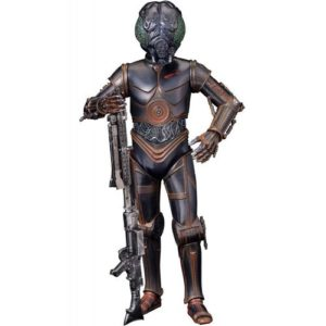 BOUNTY HUNTER 4-LOM STATUE - PVC - ARTFX+ - 1-10 - STAR WARS – KOTOBUKIYA - 17 CM – (1) - 4934054903870 – kingdom-figurine.fr