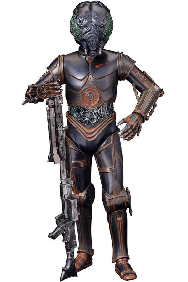 BOUNTY HUNTER 4-LOM STATUE - PVC - ARTFX+ - 1-10 - STAR WARS – KOTOBUKIYA - 17 CM – (1Bis) - 4934054903870 – kingdom-figurine.fr
