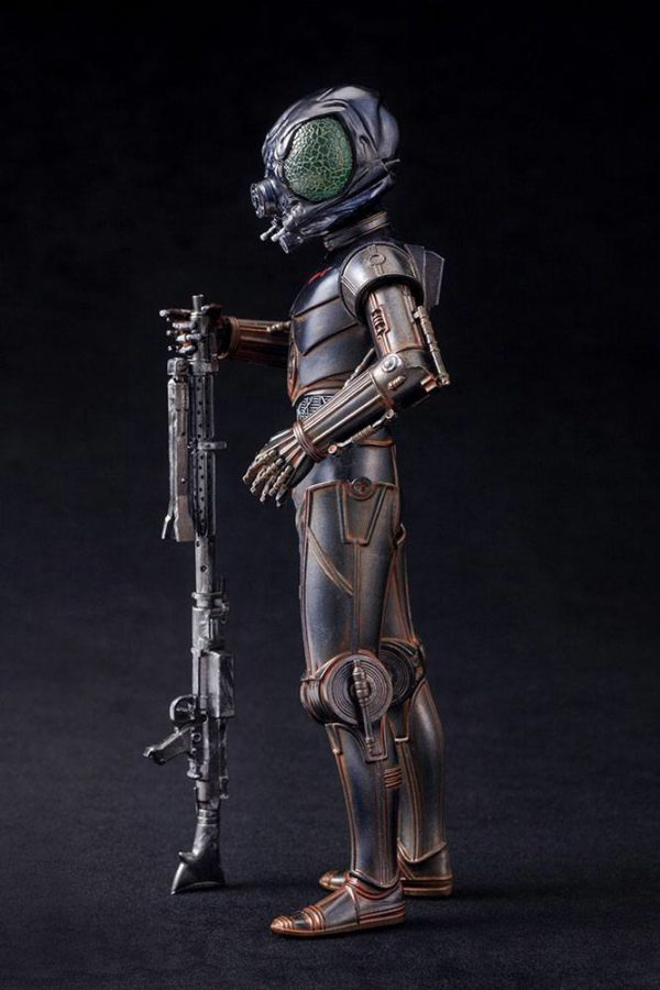 BOUNTY HUNTER 4-LOM STATUE - PVC - ARTFX+ - 1-10 - STAR WARS – KOTOBUKIYA - 17 CM – (3) - 4934054903870 – kingdom-figurine.fr