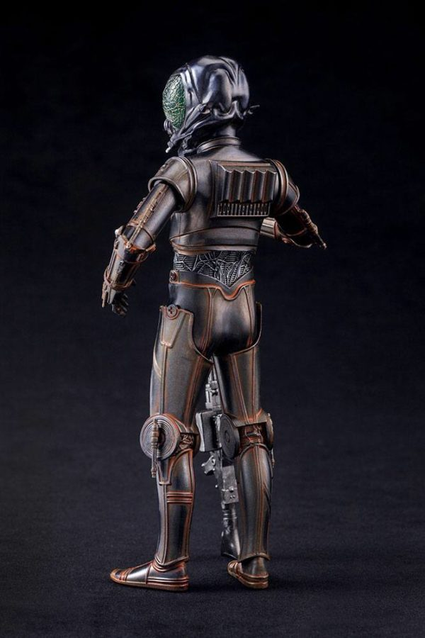 BOUNTY HUNTER 4-LOM STATUE - PVC - ARTFX+ - 1-10 - STAR WARS – KOTOBUKIYA - 17 CM – (4) - 4934054903870 – kingdom-figurine.fr