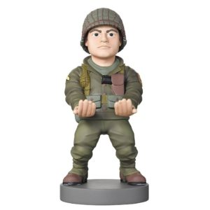 DANIELS CABLE GUY - CALL OF DUTY WWII - EXQUISITE GAMING - 20 CM – (1) - 5060525890147 – kingdom-figurine.fr