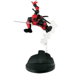 DEADPOOL FIGURINE MARVEL CREATOR X CREATOR BANPRESTO 12 CM 4983164385861 kingdom-figurine.fr