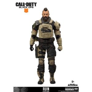 DONNIE RUIN WALSH FIGURINE CALL OF DUTY BLACK OPS McFARLANE TOYS 18 CM 787926104035 kingdom-figurine.fr