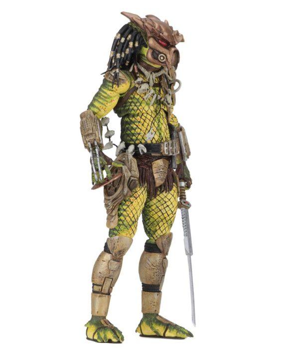 ELDER PREDATOR ULTIMATE FIGURINE - PREDATOR 1718 - NECA - 21 CM – (2) - 634482515730 – kingdom-figurine.fr