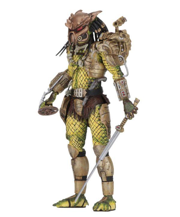 ELDER PREDATOR ULTIMATE FIGURINE - PREDATOR 1718 - NECA - 21 CM – (3) - 634482515730 – kingdom-figurine.fr