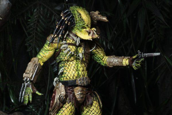 ELDER PREDATOR ULTIMATE FIGURINE - PREDATOR 1718 - NECA - 21 CM – (5) - 634482515730 – kingdom-figurine.fr