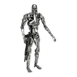 ENDOSKELETON FIGURINE - TERMINATOR - NECA - 18 CM – (1) - 634482398593 – kingdom-figurine.fr