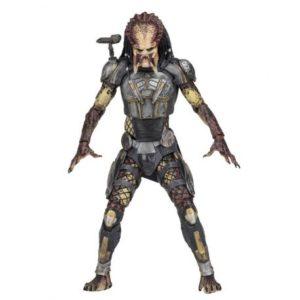 FUGITIVE PREDATOR ULTIMATE FIGURINE - PREDATOR 2018 - NECA - 20 CM – (1) - 634482515723 – kingdom-figurine.fr