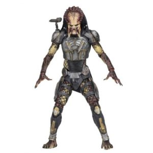 FUGITIVE PREDATOR ULTIMATE FIGURINE - PREDATOR 2018 - NECA - 20 CM – (1) - 634482515723 – kingdom-figurine.fr