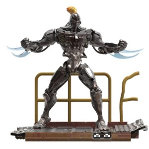 FULGORE FIGURINE - KILLER INSTINCT - ULTIMATE SOURCE - 15 CM – (0) - 889722000457 – kingdom-figurine.fr