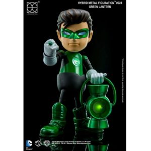 GREEN LANTERN FIGURINE HYBRID METAL HEROCROSS 14 CM (1) 4897058780284 kingdom-figurine.fr