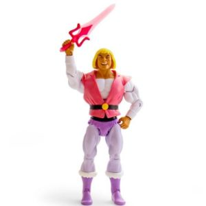 HE-MAN PRINCE ADAM LAUGHING FIGURINE - MOTU – EXCLUSIVE SDDC 2018 - SUPER7 - 20 CM - (1Bis) – kingdom-figurine.fr