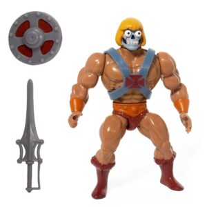 HE-MAN ROBOT FIGURINE - MOTU - VINTAGE COLLECTION - SUPER7 - 14 CM – (1Bis) - kingdom-figurine.fr