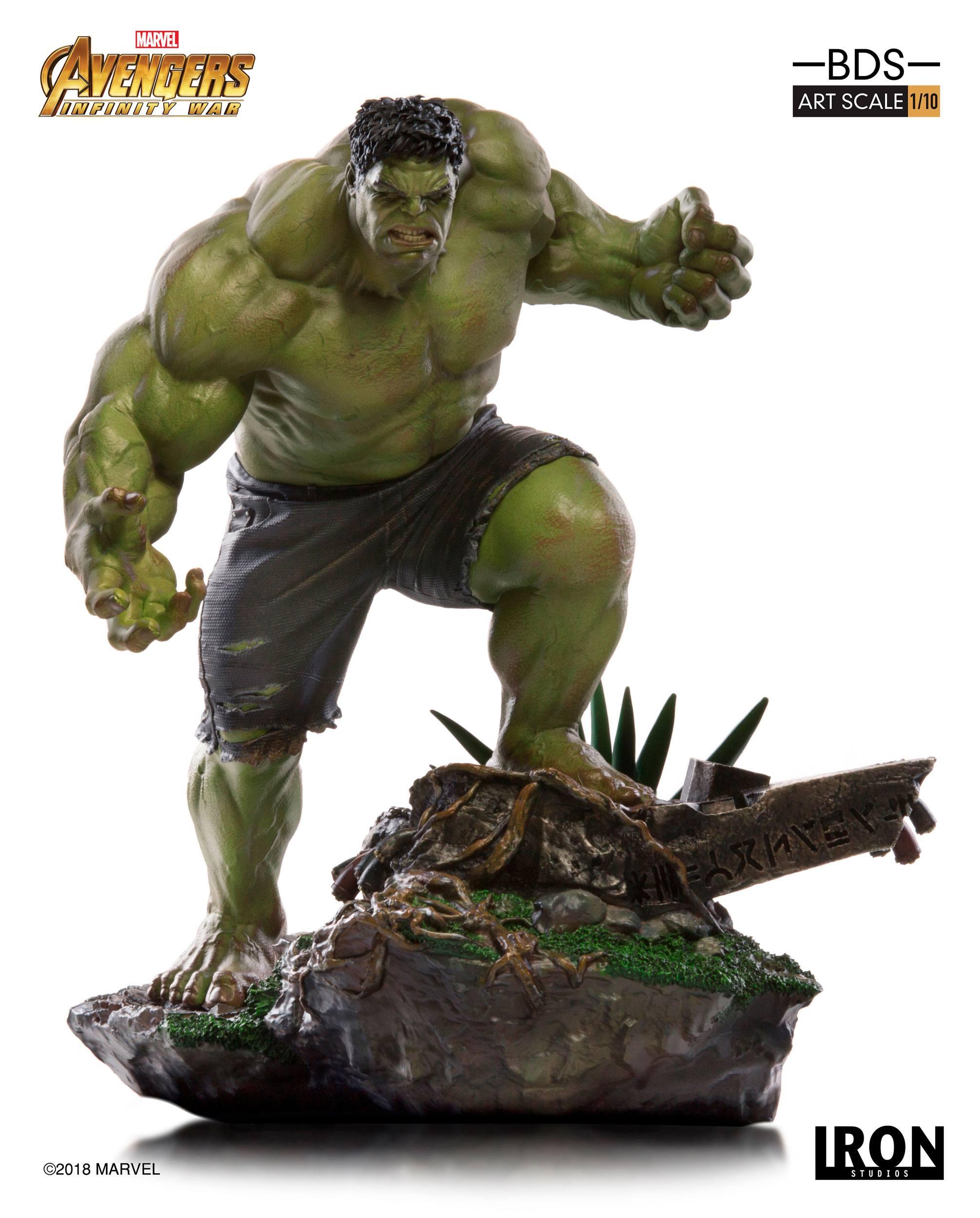 Infinity War Thor 1:10 Art Scale Statue Iron Studios Marvel Avengers 3 NEW