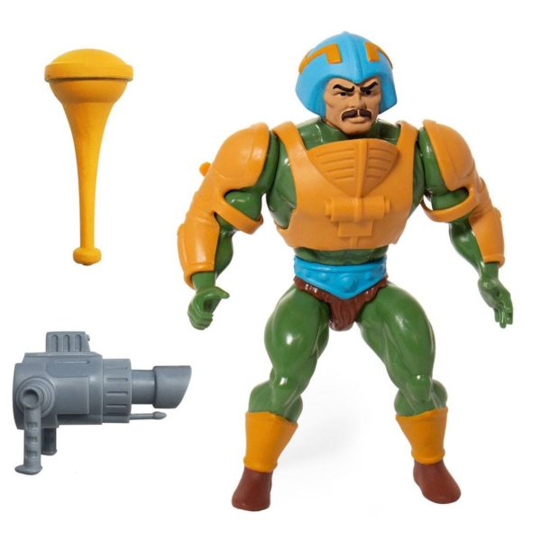 MAN-AT-ARMS FIGURINE - MOTU - VINTAGE COLLECTION - SUPER7 - 14 CM – (1) - kingdom-figurine.fr