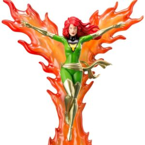 PHOENIX FURIOUS POWER STATUE - ARTFX+ - 1-10 - MARVEL UNIVERSE - X-MEN '92 - KOTOBUKIYA - 24 CM – (1Bis) - 4934054093670 – kingdom-figurine.fr