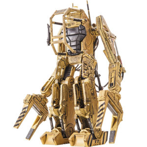 POWER LOADER FIGURINE- 1-18 - ALIENS COLONIAL MARINES - HIYA TOYS - 10 CM – (1) - 6957534200168 – kingdom-figurine.fr