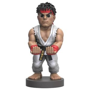 RYU CABLE GUY - STREET FIGHTER - EXQUISITE GAMING - 20 CM – (1) - 5060525890185 – kingdom-figurine.fr