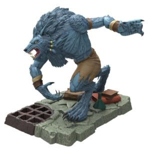SABREWULF FIGURINE - KILLER INSTINCT - ULTIMATE SOURCE - 15 CM – (1) - 889722000433 – kingdom-figurine.fr