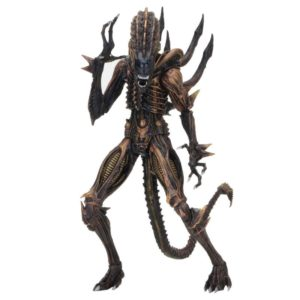 SCORPION ALIEN FIGURINE - ALIENS - SERIE 13 - NECA - 23 CM – (1) - kingdom-figurine.fr