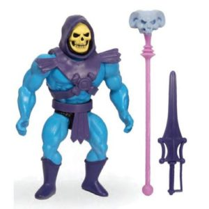 SKELETOR FIGURINE – MOTU - VINTAGE COLLECTION - SUPER7 - 14 CM – (1) - 811169030728 – kingdom-figurine.fr