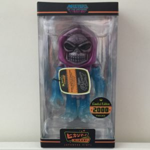 SKELETOR HAVOC FIGURINE - MOTU - HIKARI SOFUBI - LIMITED EDITION - FUNKO - 19 CM – (1Bis) - 849803049454 – kingdom-figurine.fr