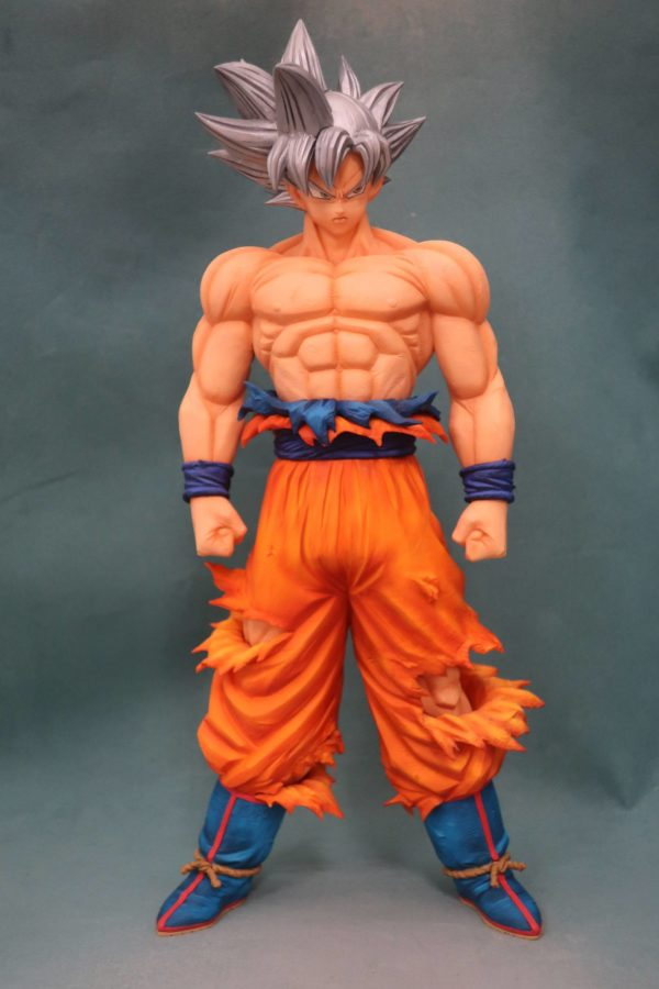 SON GOKU ULTRA INSTINCT GRANDISTA FIGURINE DBZ RESOLUTION OF SOLDIERS 28 CM (2) 3296580813247 kingdom-figurine.fr