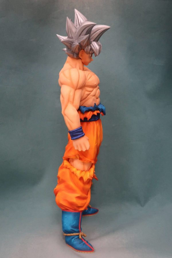 SON GOKU ULTRA INSTINCT GRANDISTA FIGURINE DBZ RESOLUTION OF SOLDIERS 28 CM (3) 3296580813247 kingdom-figurine.fr